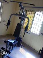 American fitness one station home gym