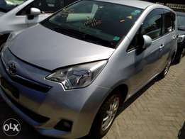 Toyota Ractis new shape fresh import fully loaded new plate number