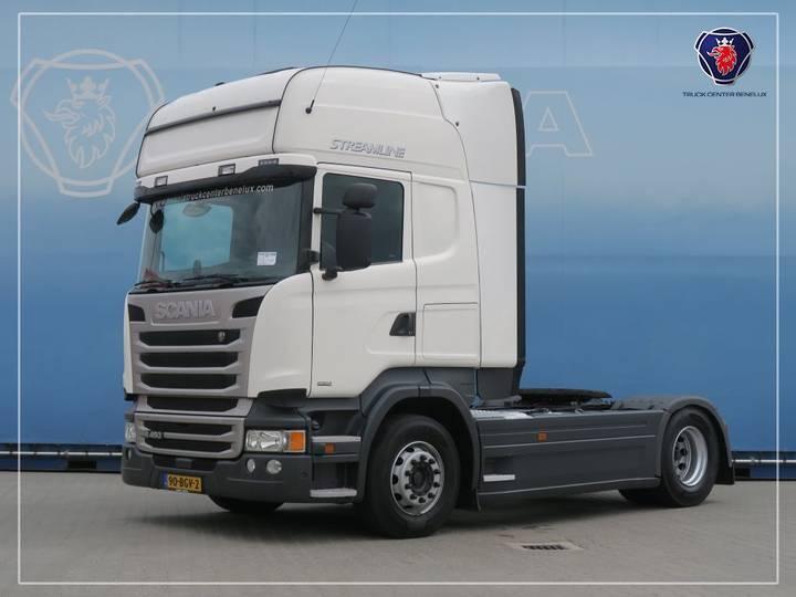 Scania R450 LA4X2MNA | 8T | SCR-only - 2016
