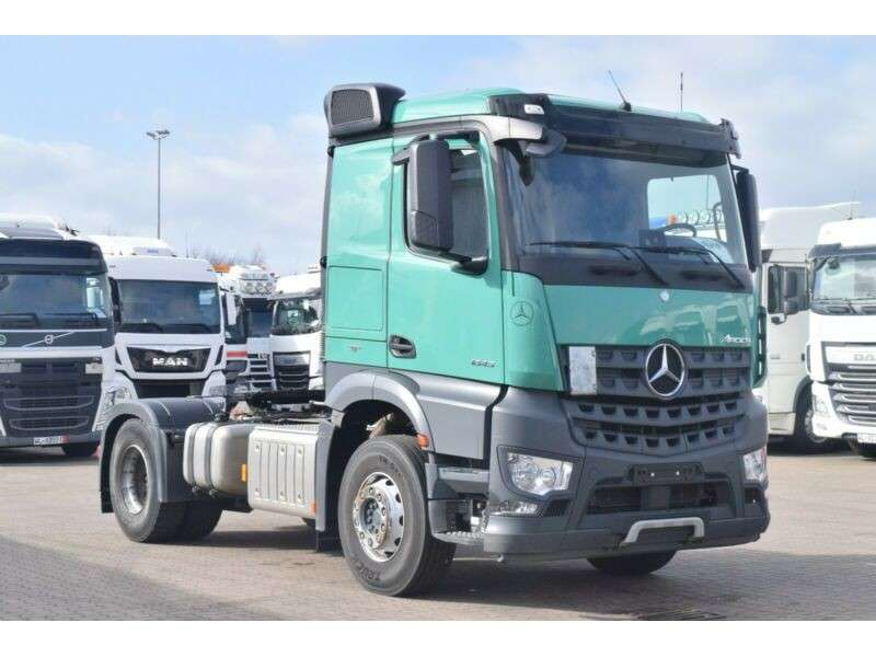 Mercedes-Benz Actros 1845 Streamspace Hydro / Leasing - 2016 - image 3
