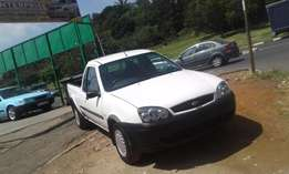 2007 ford bantam 1.6i xl for sale
