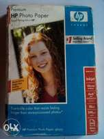 Photo Paper (HP) Inkjet Glossy