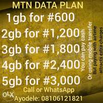 Chaep Mtn data