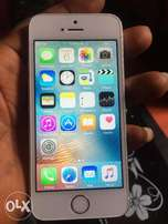 London Used 5s 32GB Silver