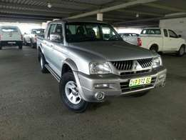 Colt Double Cab Petrol For Sale