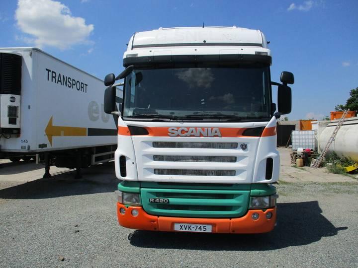 Scania R 420 trekker - 2007