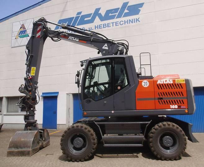 Atlas 160 W - 2018