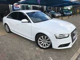 BEST DEAL!!! 2012 Audi A4 1.8T SE R179900.00 - KOLEV MOTORS