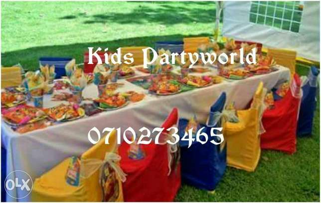 for hire tents,chairs,bouncy house,trampolines,bouncing castles,castle Westlands - image 5