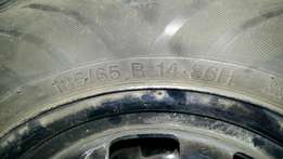 Tyres for sale with rims