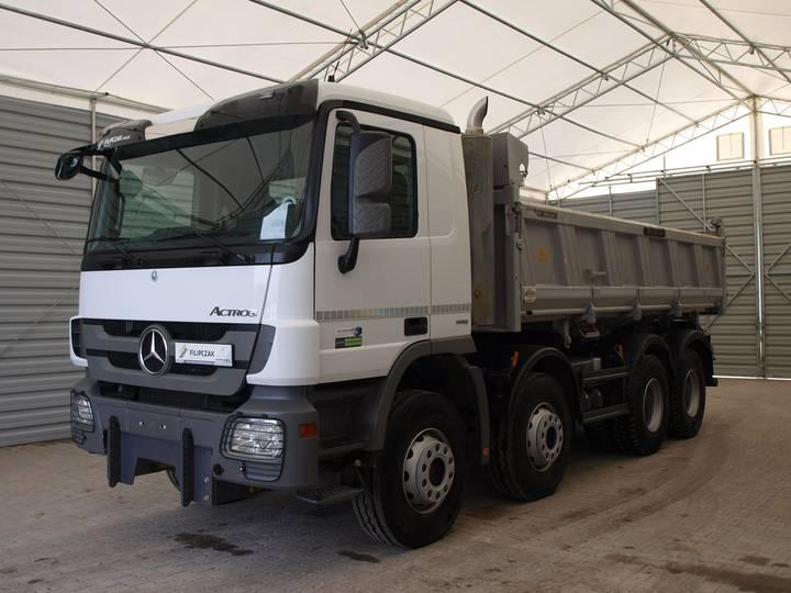 Mercedes-Benz Actros 4141 8x4 - 2011