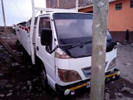 Clean foton canter for sale
