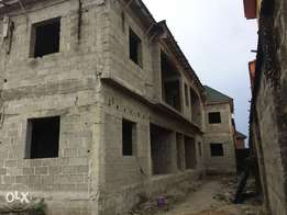 Comprising 6uint of 2bedroom flat for sale at Ajah