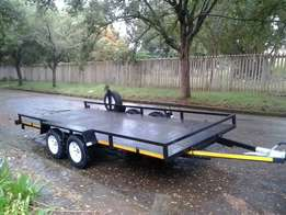 2.7T Car Trailer for sale