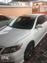 Newly arrived Tokunbo Toyota Camry 2011