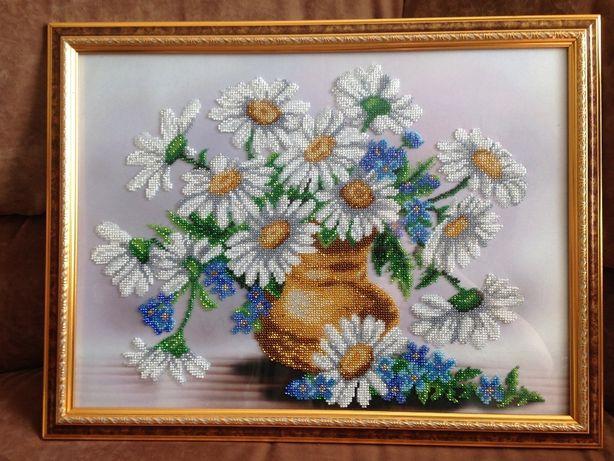 Картина ручної роботи (вишита бісером)   Картина бисером Львов -  изображение 1 b2bdf12cd6865