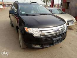 2007/08 Tokunbo Ford Edge, Leather seats, Extremely clean