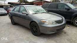 Foreign Used 2003 Toyota Camry LE V6 In Excellent Driving Condition.