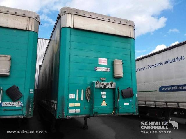 Schmitz Cargobull Semitrailer Rideaux Coulissant Mega - 2006