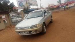 Toyota Carina to my Road