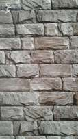 3D Old Bricks Wallpaper
