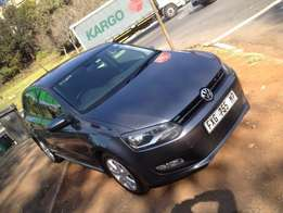 2013 polo 6 1.6 grey in colour with 85000km R138000