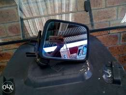 Nissan one toner driver side mirror