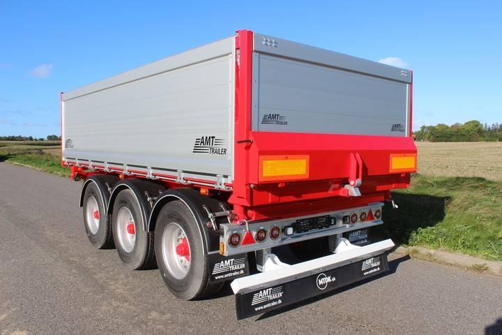 AMT KT300 dump trailer - 2015