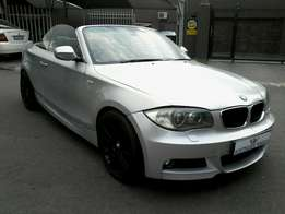 2010 BMW 125i convertible in good condition
