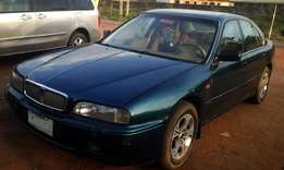 Very clean and accident free ROVER 2004 model