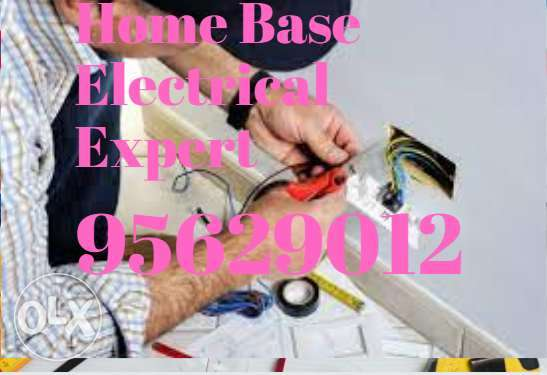 Electrical expert opens for any electric issues at your space when you