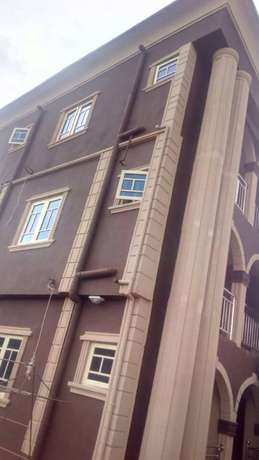 Newly Built 3 Bedroom Flat at Toyin-Iju Ishaga - N350k Ikeja - image 1