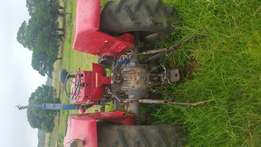 Massi furgisons tractors good working condition
