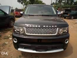 Upgraded 2008 Land rover Autobiography