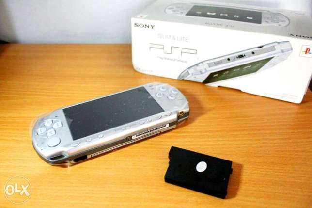 psp with 8gb memory full games