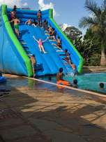 Slide water slides,zorb balls,air ball,inflatable pools for hire pool
