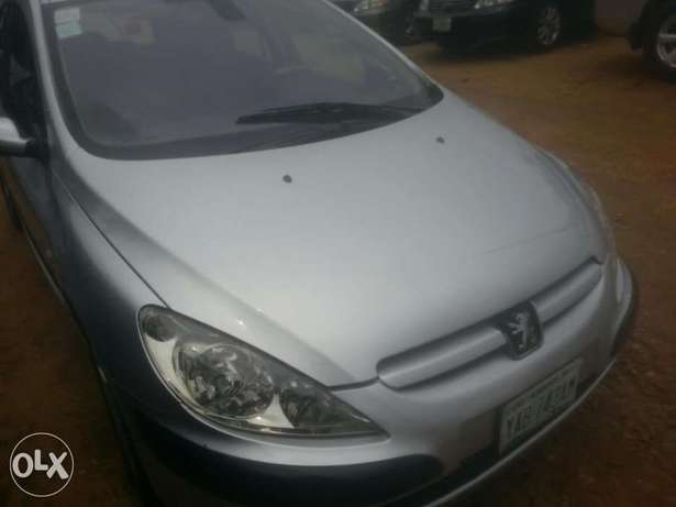 Perfectly used Peugeot 307 05 tincan cleared Apapa - image 1