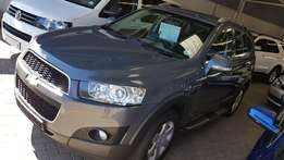 **2012 Chevrolet Captiva 2.4 LT* Family SUV available**Only 86500km**