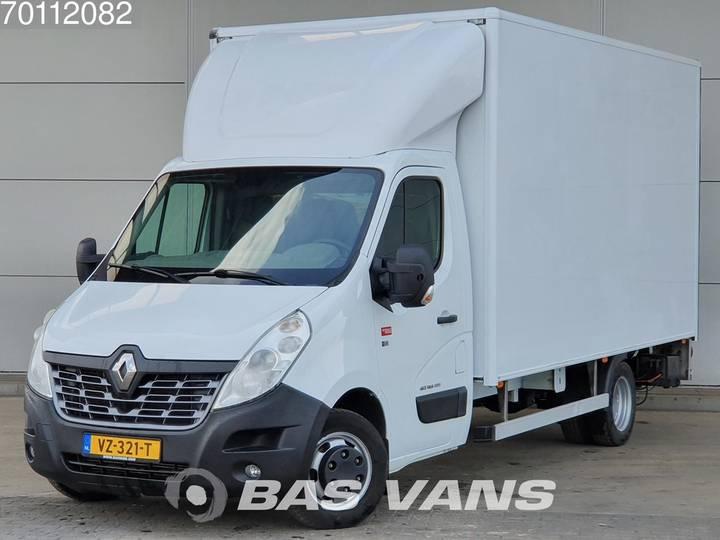 Renault Master 2.3 dCI 145pk Bakwagen Laadklep Navi Airco Cruise ... - 2016