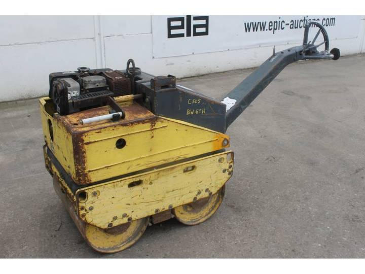 BOMAG BW65H Wals - 1998
