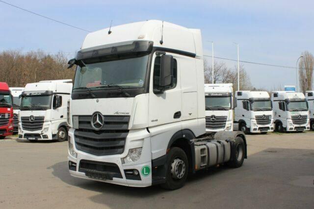 Mercedes-Benz Actros 1845 LS EURO 6 - 2014
