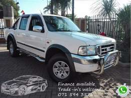 Ford Ranger 4.0 v6 4x4 Manual d/c
