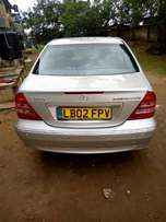 2003 Tokunbo Mercedes Benz C200 Compressor (Very Clean) for N1.8m