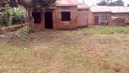 unfinished house for sell
