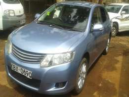 Toyota allion new shape on sale