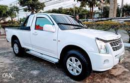 Isuzu Dmax 2011 Shape manual and automatic available