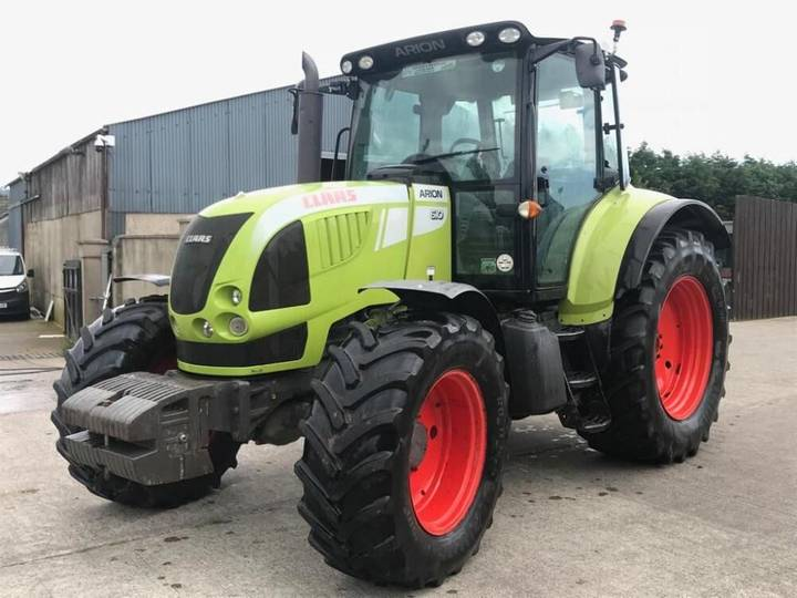 Claas Arion 610 - 2009