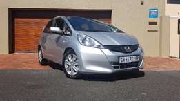 2013 Silver Honda Jazz 1.3 CVT for sale with ONLY 9300km