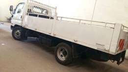 Hyundai Flatbed (Almost brand new)