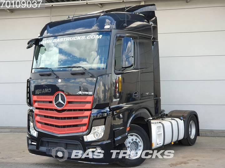 Mercedes-Benz Actros 1843 LS 4X2 Standklima Euro 6 - 2014